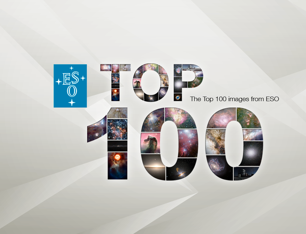 ESO Top 100 Images - Splash