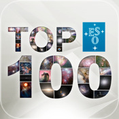 ESO Top 100 Images - iTunes